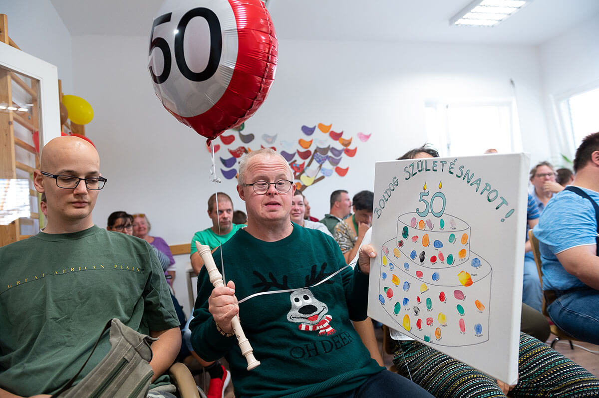 Mindennapjaink és az 50. születésnap