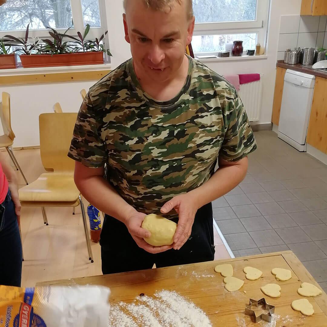 Kerámia készítés a műhelyben